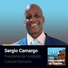 PODCAST-funcionario-semana-Sergio-Camargo