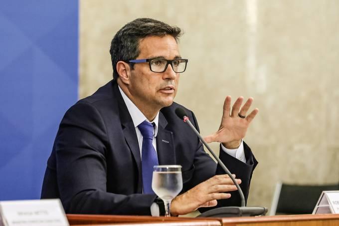 07/04/2020 Coletiva de Imprensa no Palácio do Planalto sobre as