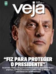 agujas del reloj relajado zorro  Edições - Revista VEJA | VEJA