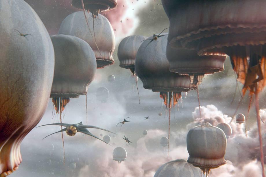 """A série """"Cosmos: Mundos Possíveis"""""""