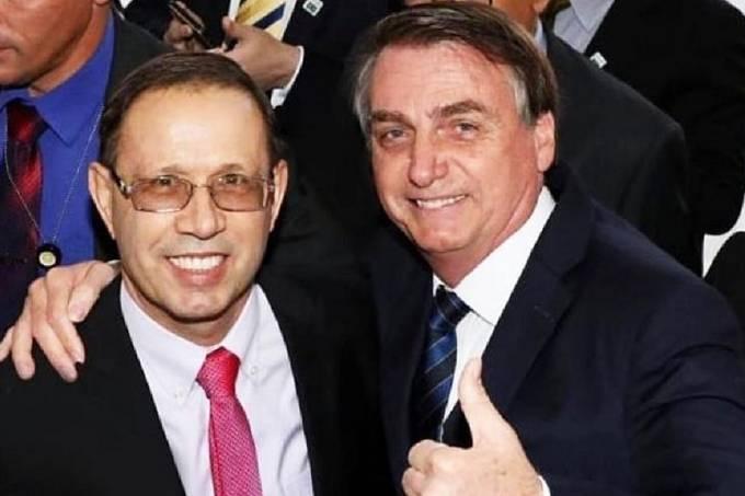 Carlos Wizard e Jair Bolsonaro