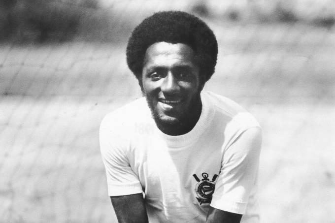 Paulo César Caju, jogador do Corinthians.
