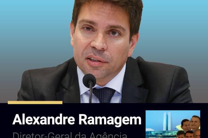 PODCAST-funcionario-semana-Alexandre-Ramagem
