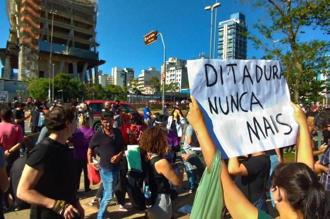 Protesto Largo da Batata 2