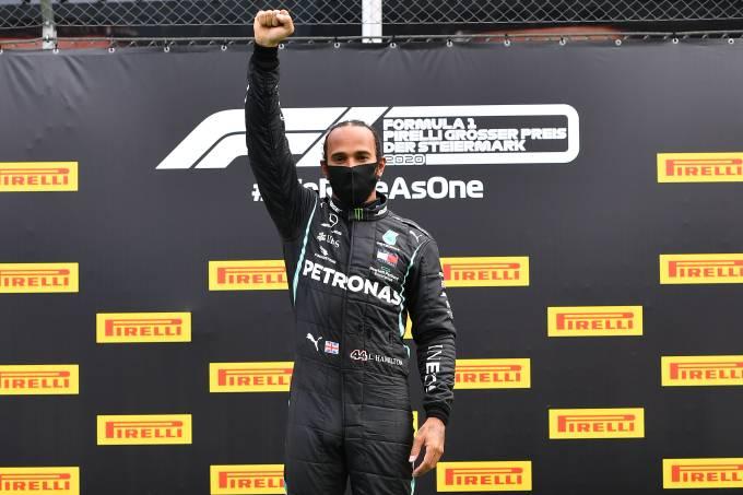 Lewis Hamilton vence Grande Prêmio da Estíria, na Áustria (12/07/2020)