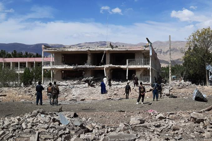 AFGHANISTAN-CONFLICT-ATTACK