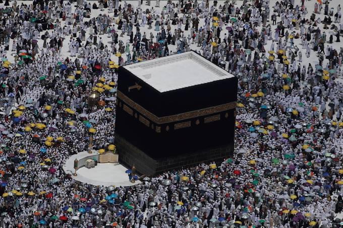 Meca Arábia Saudita Islamismo