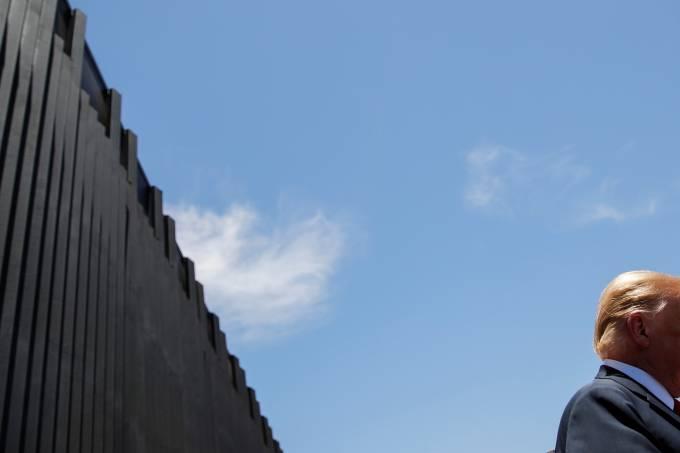 Donald Trump México Muro