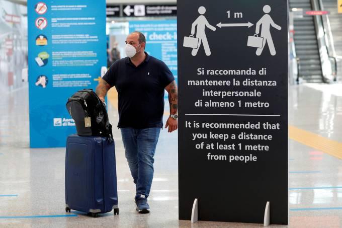 The coronavirus disease (COVID-19) outbreak in Rome