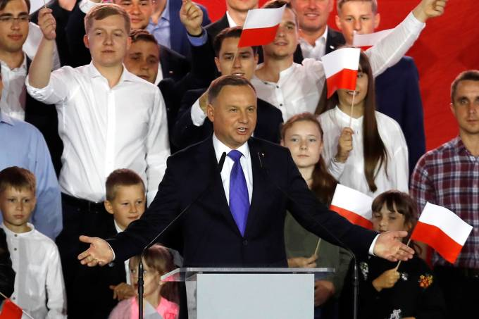Poland's presidential election