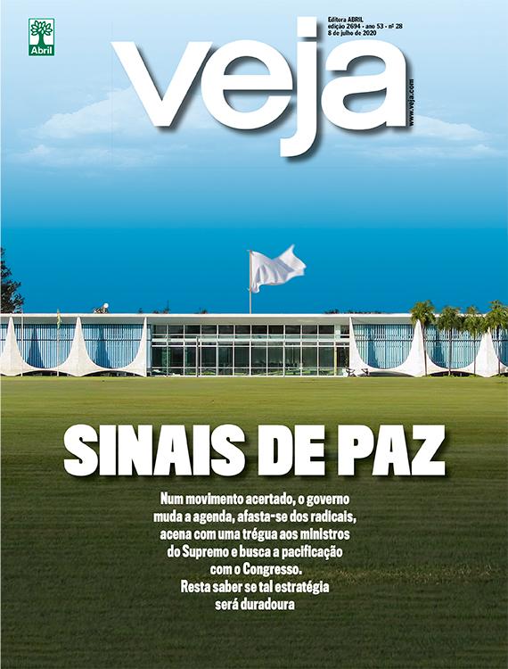 SINAIS DE PAZ - 08/07/2020