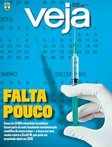 Leia nesta edição: os voluntários brasileiros na linha de frente da corrida pelo imunizante e o discurso negacionista de Bolsonaro após a contaminação
