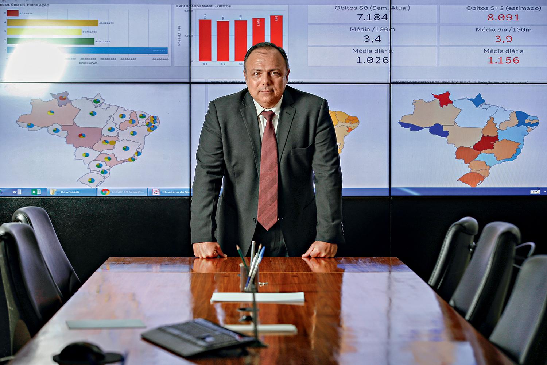 Centrão tenta convencer Bolsonaro a colocar um político na Saúde