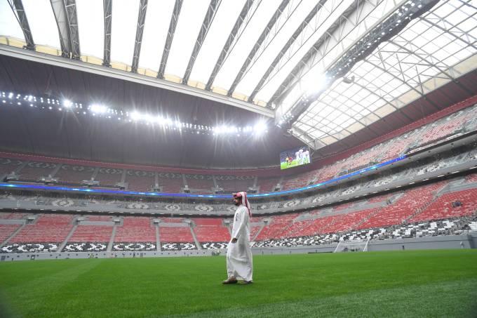 Bay Stadium, com capacidade para 60 000 pessoas, receberá abertura da Copa do Catar em 2022