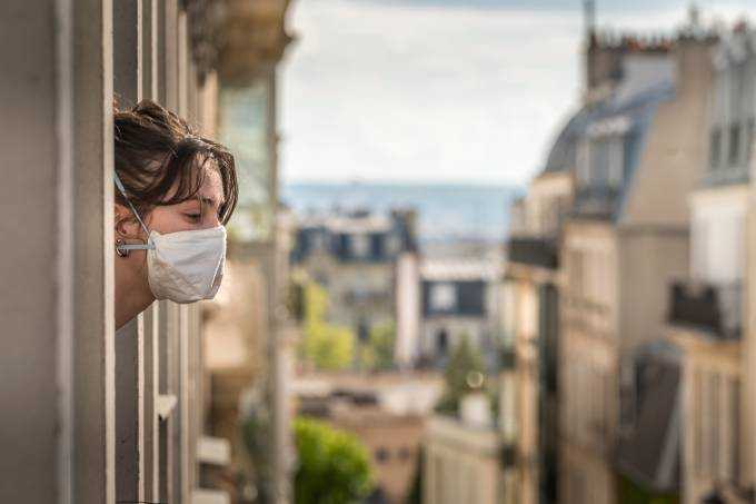 Coronavírus na França