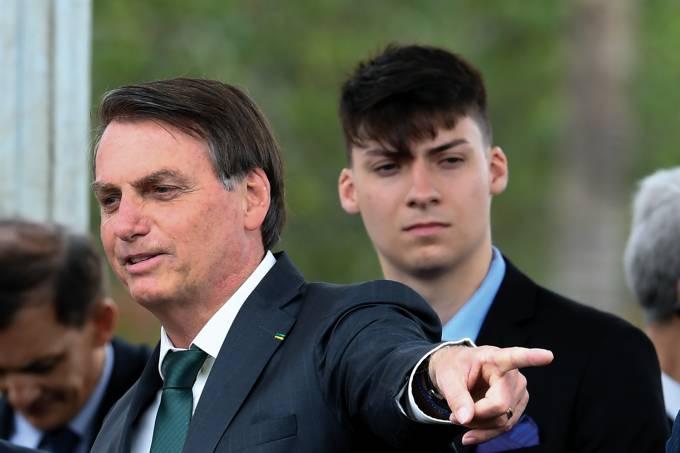 BRAZIL-POLITICS-BOLSONARO-PARTY