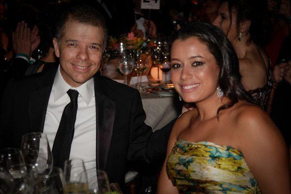 Junior e Daniela