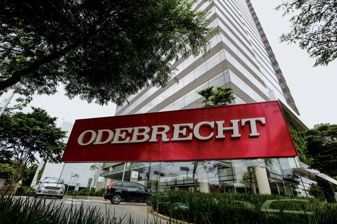 Fachada / Edificil Odebrecht