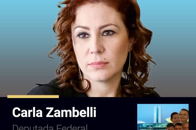 PODCAST-funcionario-semana-Carla-Zambelli