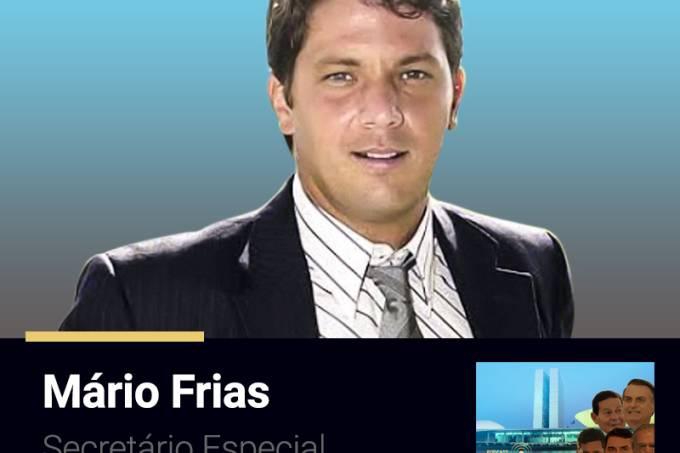 PODCAST-funcionario-semana-Mario-Frias
