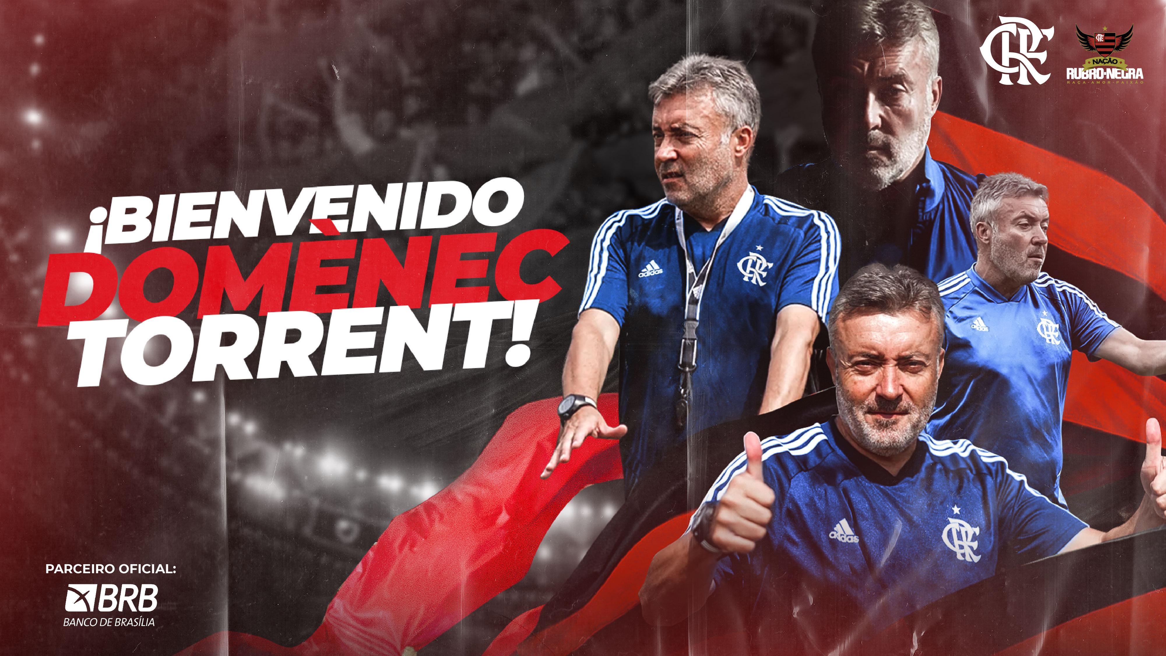 Quem é Domènec Torrent, o novo técnico do Flamengo   VEJA