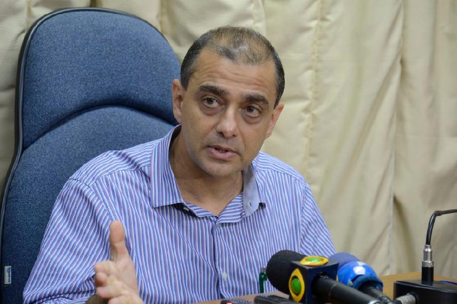 Ex-secretário de Saúde do Rio de Janeiro é preso