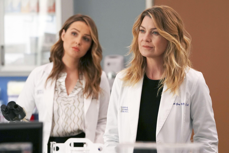 Com ajuda de médicos, 'Grey's Anatomy' vai abordar pandemia na série | VEJA