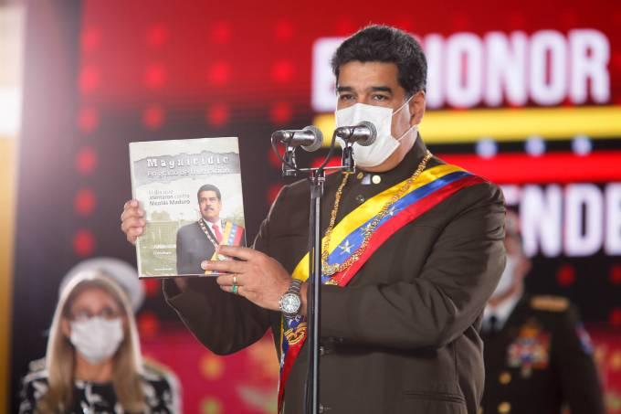 VENEZUELA-CRISIS-MADURO