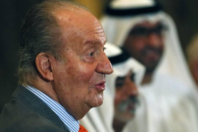 FILES-UAE-SPAIN-ROYALS-POLITICS