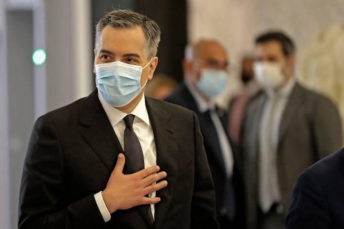 LEBANON-POLITICS-ADIB