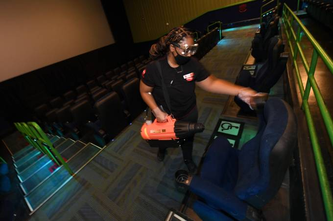 "AMC Theatres Reopens Its Doors By Celebrating 100 Years Of Operations With ""Movies In 2020 At 1920 Prices"""