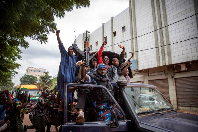 Mali coup aftermath