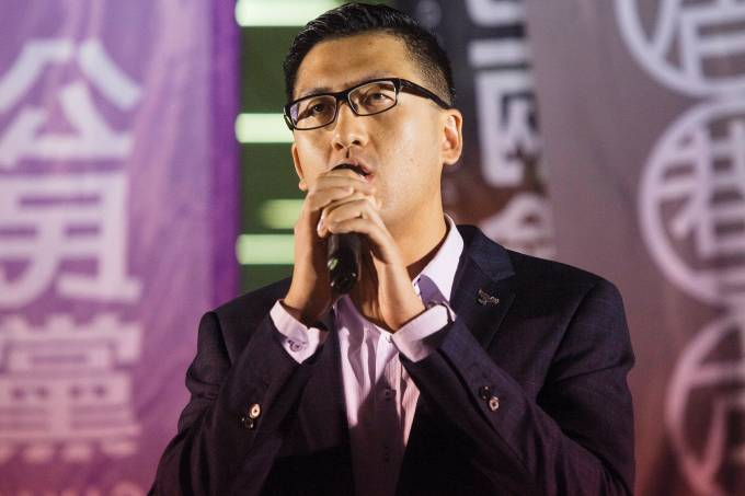 Lawmakers arrested in Hong Kong