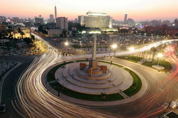 Praça Tahrir Egito Cairo Reforma