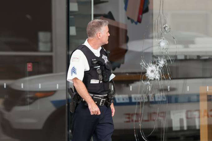 Chicago Estados Unidos Violência