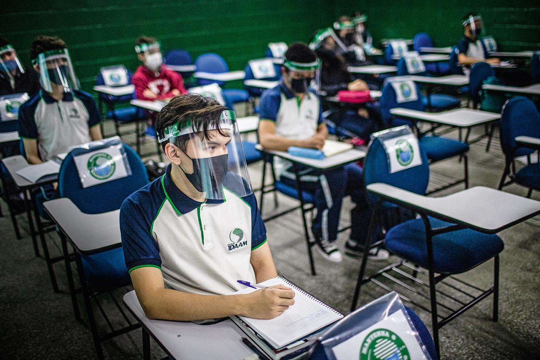 Educação pode retroceder até quatro anos devido à pandemia