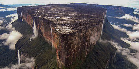 Parque Nacional Monte Roraima