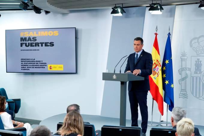 España dispone 2.000 rastreadores militares para contener el coronaviorus