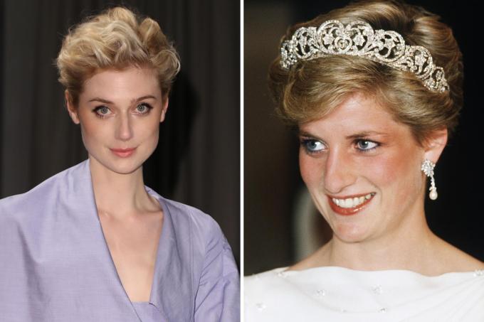 Elizabeth Debicki interpretará Princesa Diana nas últimas temporadas de 'The Crown'