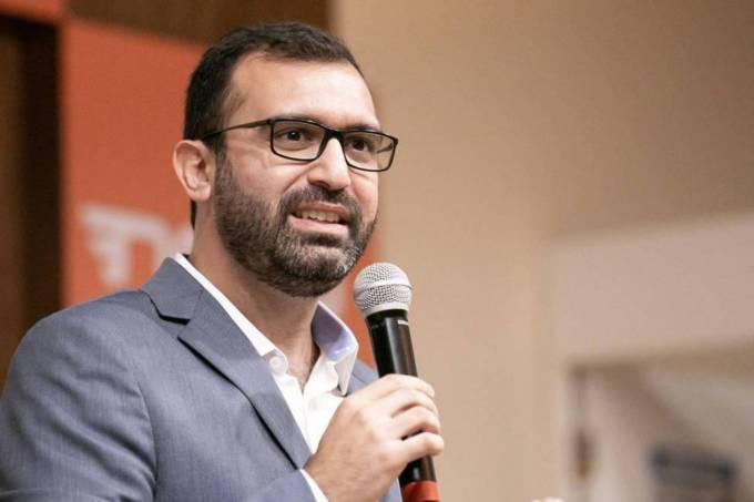 Presidente nacional do Novo, Eduardo Ribeiro