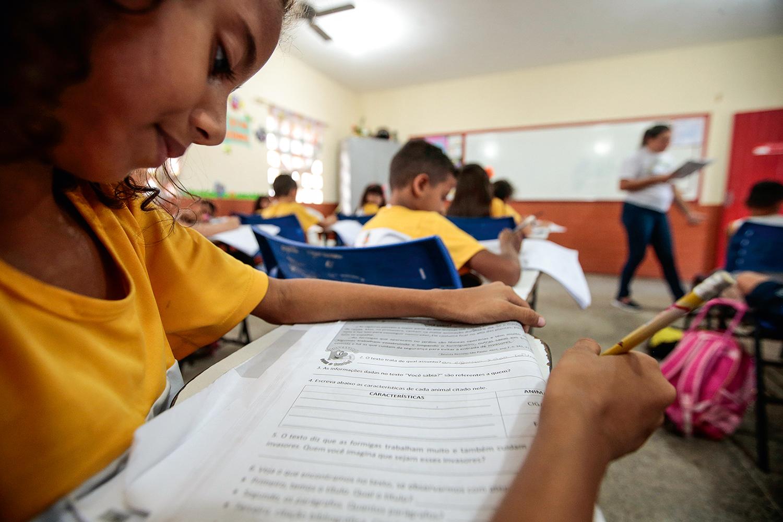 Viviane Senna: 'A desigualdade tem o rosto de uma criança'
