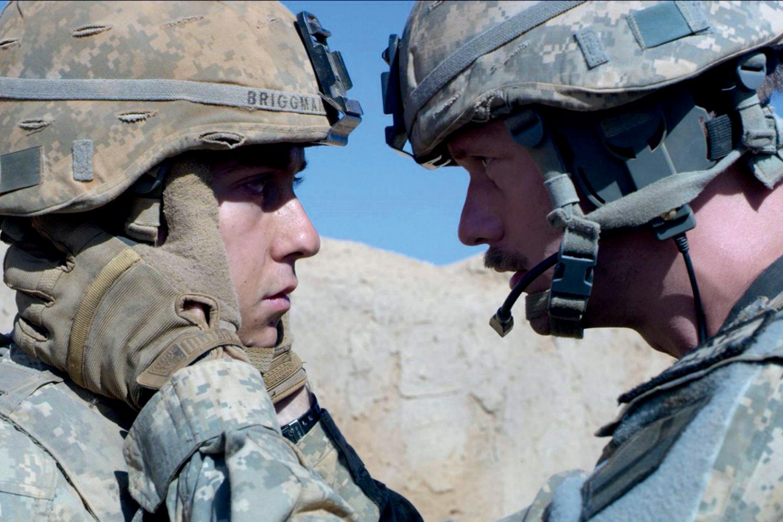 Com atuações soberbas, 'The Kill Team' revela jogos de poder no exército