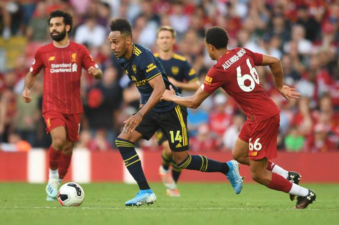 Liverpool FC v Arsenal FC – Premier League