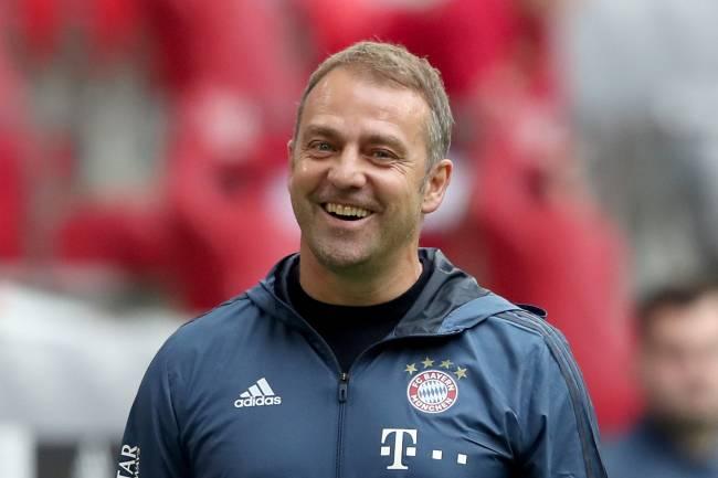 Hans-Dieter Flick conquistou sete títulos em dois anos pelo Bayern de Munique