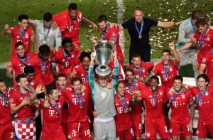 Bayern conquistou a última Liga dos Campeões com goleadas e invencibilidade