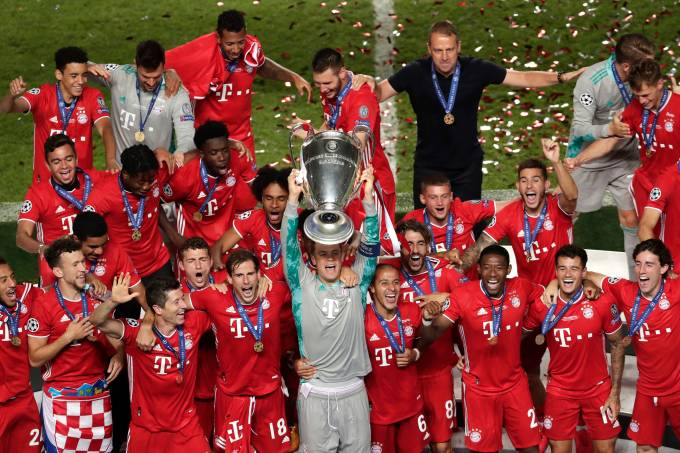 Paris Saint-Germain v Bayern Munich – UEFA Champions League Final