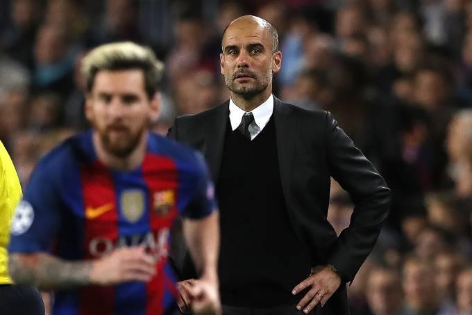 FC Barcelona v Manchester City FC – UEFA Champions League