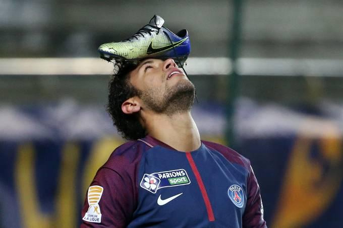 Neymar e Nike: parceria durou 15 anos