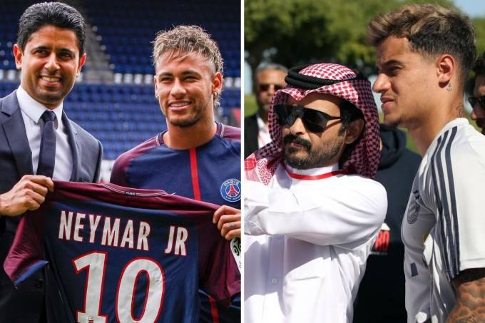 Neymar-Coutinho-Qatar
