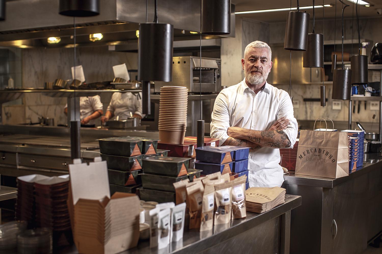 A reinvenção do premiado chef Alex Atala